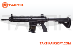 Umarex HK 417 Metal black