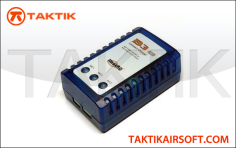 B3 LiPO 7.4V and 11.1V charger