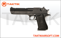KWC Desert Eagle metal black