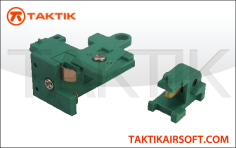 Taktikal trigger switch and block for version 2 gearbox