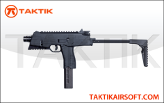 ASG MP9 A3 Composite Black