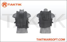 Lancer tactical Tactical Plate Carrier vest black