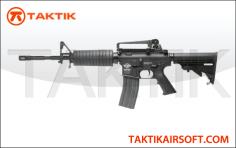 G&G CM16 Carbine M4A1 Back nylon black