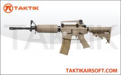 G&G CM16 Carbine M4A1 nylon tan
