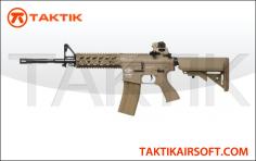 G&G CM16 Raider-L M4A1 RIS nylon tan