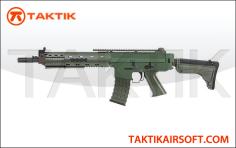 G&G GK5C GL AK 5C FN FNC metal green