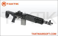 G&G HBA-S M14 EBR Carbine metal black