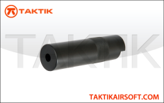 Lancer Tactical Tracer Unit silencer 155mm