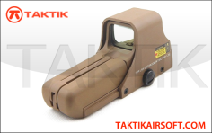 Red Green Dot EOTECH Style 552 tan