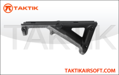 Angle front grip version 2 black