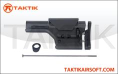 DBoys M4 MP Adjustable sniper stock black