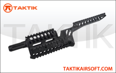 ICS AK Ris rail metal black