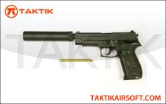 KJW SIG P226 metal black