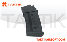 King Arms G36 95rd Plastic Mag black