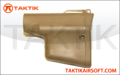 CBIR Stock ABS Aluminum Tan