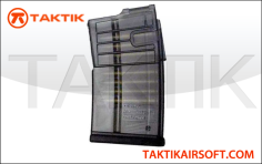 Umarex HK417 500 round Mag plastic black