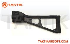 Stock MP5 skeleton ABS Black