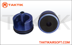 Taktikal AK Short cylinder head fully padded Aluminum blue