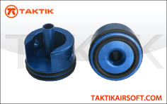 Taktikal AK short cylinder head o-ring padded Aluminum blue