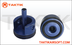 Taktikal AUG cylinder head o-ring padded Aluminum blue