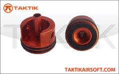 Taktikal M4 M16 cylinder head domed padded Aluminum orange