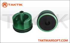 Taktikal M4 M16 cylinder head fully padded Aluminum green