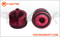 Taktikal M4 M16 cylinder head o-ring padded Aluminum red