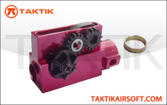 Taktikal Masada hop up high performance Aluminum CNC red