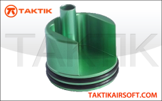 Taktikal V6 cylinder head fully padded Aluminum green