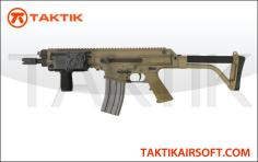 Echo1 Robinson Arms XCR CQB Combo Pack FDE
