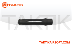 JG 3.75 M14 Flash Hider Black