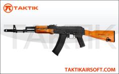 CYMA AK74 AK 74 Metal Wood black