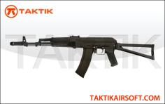 CYMA AK74 AKS 74 Metal Plastic Black