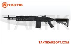 Cyma M14 EBR RIS METAL BLACK