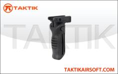 J&G AK Style folding front grip Plastic black
