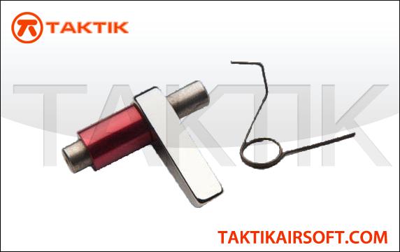 Taktikal anti reversal latch version 2 and 3 metal red