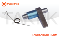 Taktikal anti reversal latch version 6 metal blue