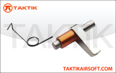 Taktikal anti reversal latch version 7 metal orange