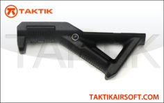 Angle front grip black