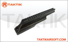 ICS Galil Top Cover with Rail Metal and Plastic Black