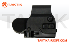 Red Green Dot 30mm short Holo sight black