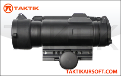 Scope Red Dot 33mm M4 Metal Black