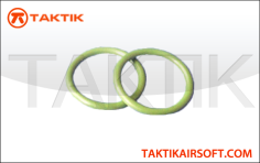 Taktikal Piston Head O Ring Rubber