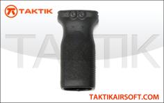 Taktikal Stubby vertical grip plastic black