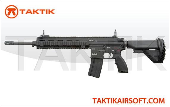 Umarex HK M27 IAR Metal black