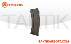 WE Tech AK74 30 round GBB Mag Polymer Black