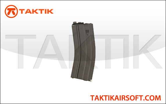 WE Tech M4 30 round GBB Mag metal Black