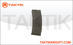 WE Tech MSK 30 round GBB Mag Polymer Black