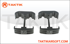 MFT AK Mag Clamp ABS Black