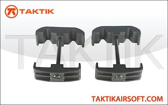 MFT AK Mag Clamp ABS Black